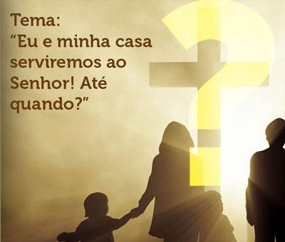 Noite de Oração para Casais - 21/09